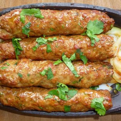 SHEEK KEBAB (4 Kebabs)