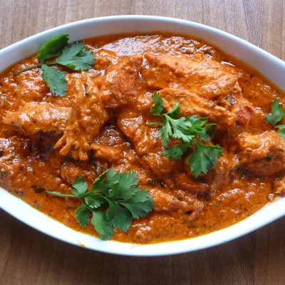 Tandoori Butter Chicken